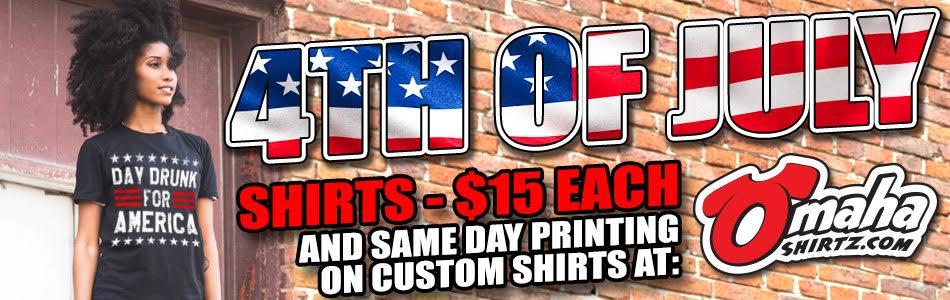 Omaha Shirts Custom Screen Printing Services