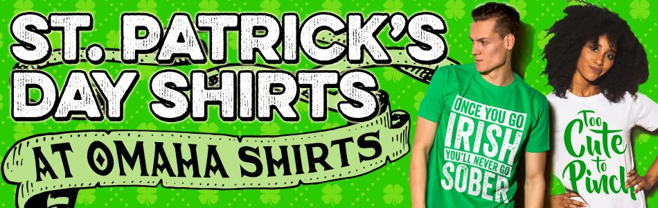 St. Patricks' Day Custom Shirts