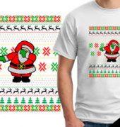 Santa Dapping Tshirt