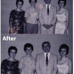 Photo Restoration for Canvas