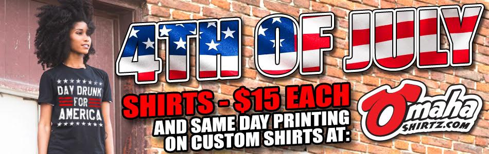 Omaha Shirts Custom Screen Printing Services