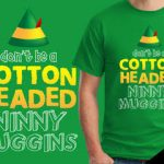Cotten headed tshirt
