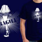 Leg lamp tshirt