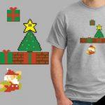 Mario brothers t-shirt
