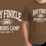 Ray Finkle custom t-shirts