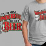 Wonderful Time beer T-shirt