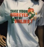 St Patrick's Day Custom T-Shirts Omaha