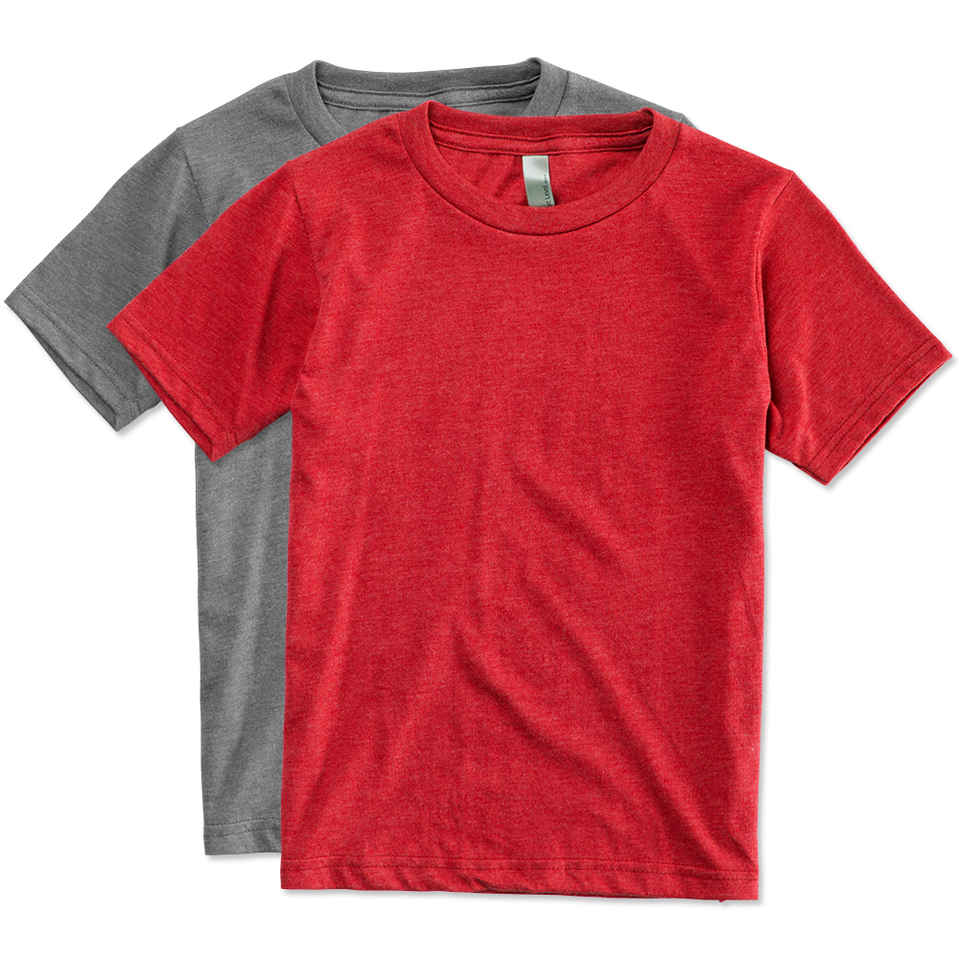 What is a Tri-blend Custom T-Shirt? | Omaha Shirts | Best Custom T-Shirts