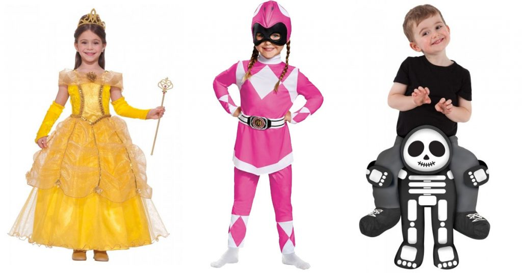 2019 Popular Kids Halloween Costumes