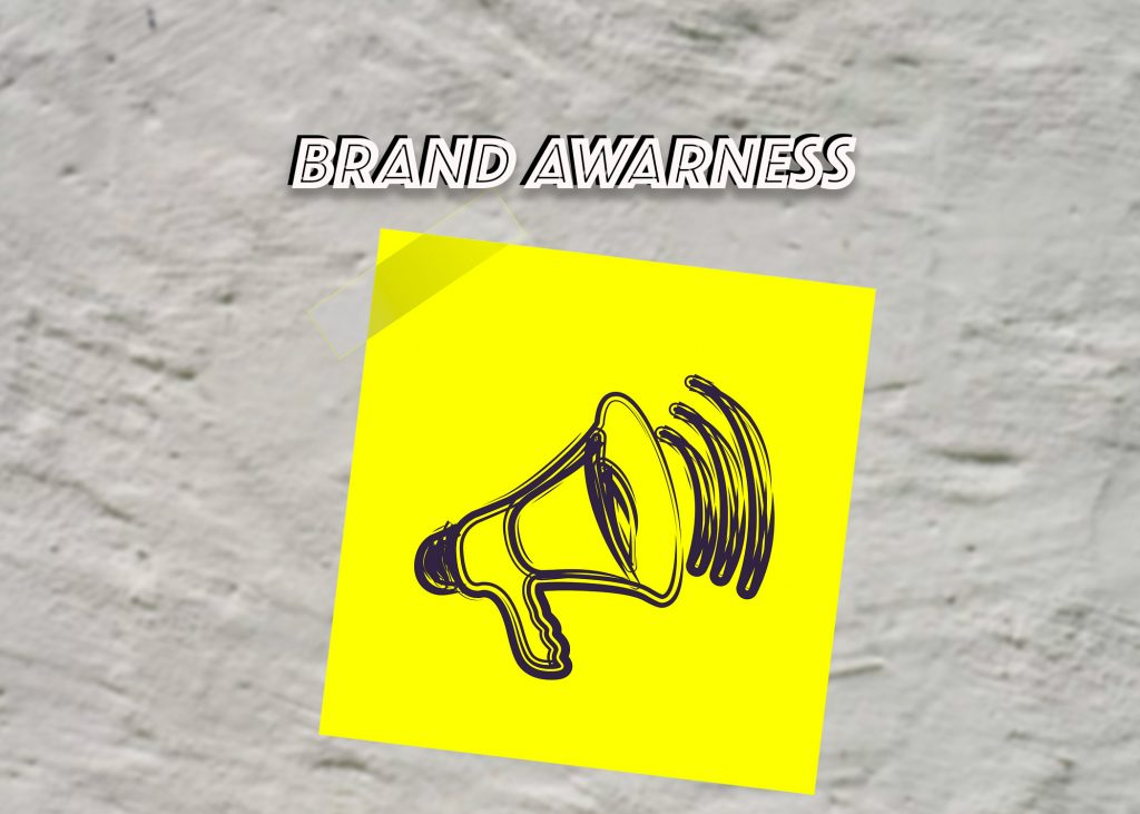 Increase Brand Awareness