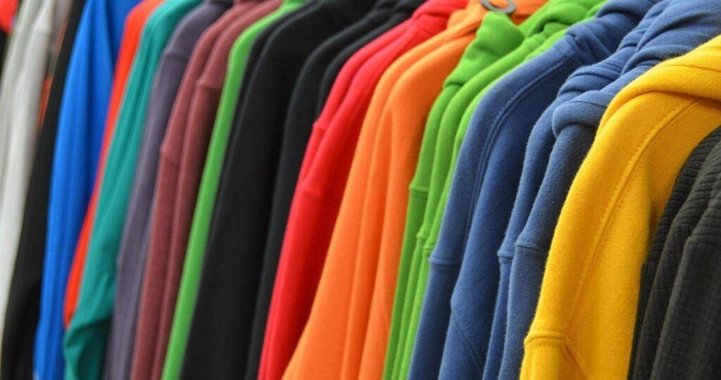 sweatshirt or hoodie